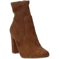 Chaussures Femme Bottines Steve Madden SMSPATTIE-SBRWN Marron