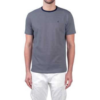 Vêtements Homme T-shirts manches courtes Navigare NV70031 Bleu