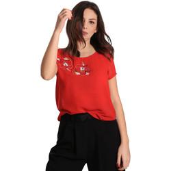 Vêtements Femme Tops / Blouses Gaudi 811BD45011 Rouge