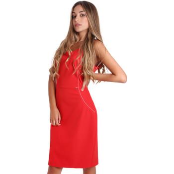 Vêtements Femme Robes courtes Fracomina FR20SP645 Rouge