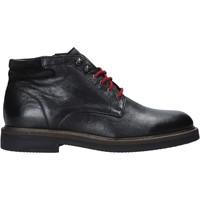 Chaussures Homme Boots Exton 852 Noir