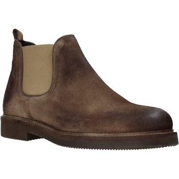 Chaussures Homme Boots Exton 850 Marron