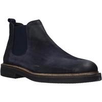 Chaussures Homme Boots Exton 850 Bleu