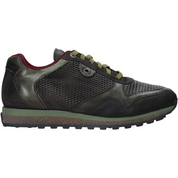 Chaussures Homme Baskets basses Exton 340 Vert