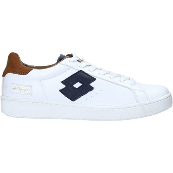 Chaussures Homme Baskets basses Lotto 215171 Blanc