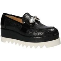 Chaussures Femme Mocassins Grace Shoes 1312 Noir