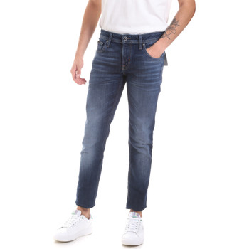 Vêtements Homme Jeans slim Antony Morato MMDT00241 FA750240 Bleu