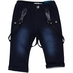 Vêtements Fille Jeans slim Melby 20F0220 Bleu