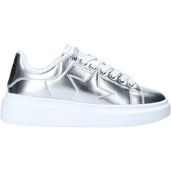 Chaussures Femme Baskets mode Shop Art SA030008 Argent