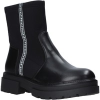 Chaussures Femme Boots Gold&gold B20 GR147 Noir