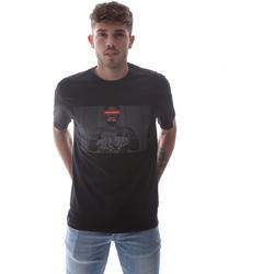 Vêtements Homme T-shirts manches courtes Sprayground 21SFW004 Noir