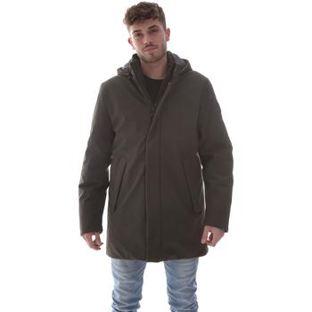 Vêtements Homme Parkas Navigare NV68093 Vert