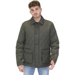 Vêtements Homme Parkas Navigare NV65010 Vert