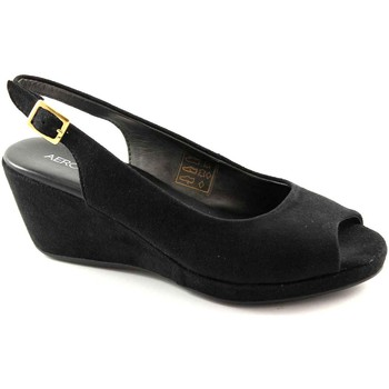 Chaussures Femme Sandales et Nu-pieds Aerosoles AER-WELCOME-BLA Nero