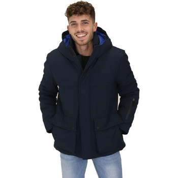 Vêtements Homme Parkas Invicta 4431701/U Bleu