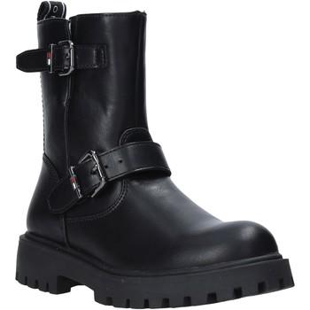 Chaussures Fille Boots Tommy Hilfiger T3A5-30855-0193999 Noir