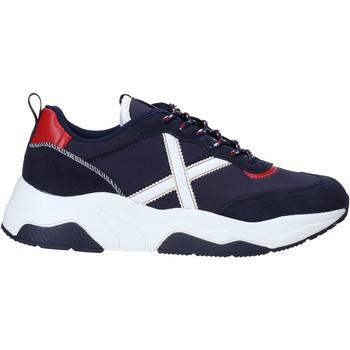 Chaussures Homme Baskets basses Munich 8770033 Bleu