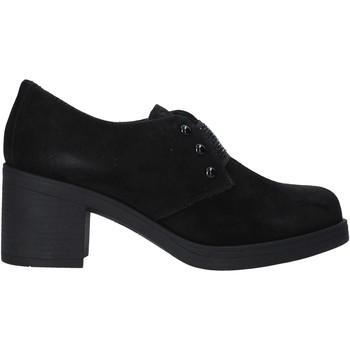Chaussures Femme Derbies IgI&CO 6152211 Noir