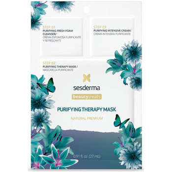 Beauté Femme Masques & gommages Sesderma Beauty Treats Purifiying Therapy Mask  27 ml