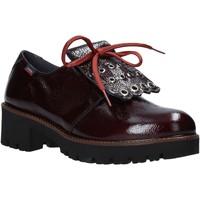 Chaussures Femme Derbies CallagHan 13434 Rouge
