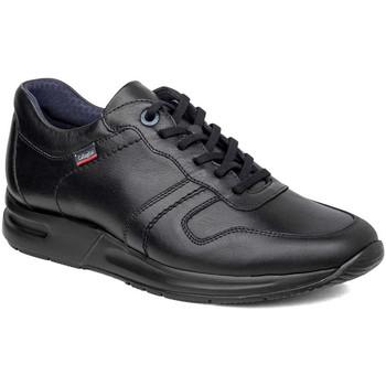 Chaussures Homme Baskets mode CallagHan 91312 Noir