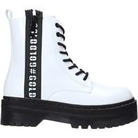 Chaussures Femme Boots Gold&gold B20 GS81 Blanc