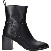 Chaussures Femme Boots Gold&gold B20 GU91 Noir