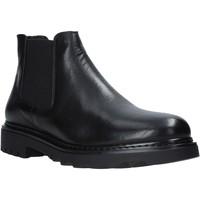 Chaussures Homme Boots Exton 711 Noir
