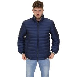 Vêtements Homme Doudounes Navigare NV67074 Bleu