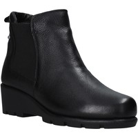 Chaussures Femme Boots Valleverde 36184 Noir