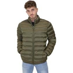 Vêtements Homme Doudounes Invicta 4431700/U Vert
