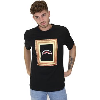 Vêtements Homme T-shirts manches courtes Sprayground 21SFW005 Noir