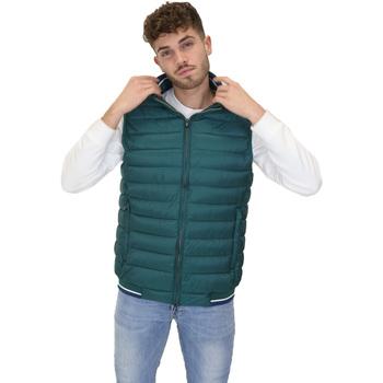 Vêtements Homme Doudounes Navigare NV66017 Vert