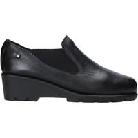 Chaussures Femme Mocassins Valleverde 36180 Noir