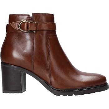 Chaussures Femme Boots Valleverde 46084 Marron