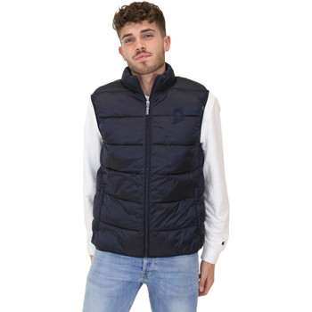 Vêtements Homme Gilets / Cardigans Invicta 4437177/U Bleu