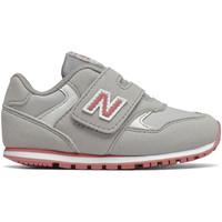 Chaussures Enfant Baskets mode New Balance NBIV393CGP Gris