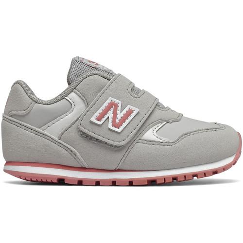 New Balance NBIV393CGP Gris - Chaussures Basket Enfant 40,50 €