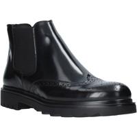 Chaussures Homme Boots Exton 607 Noir