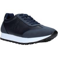 Chaussures Homme Baskets basses Rocco Barocco RB-HUGO-1801 Bleu