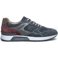 Chaussures Homme Baskets basses NeroGiardini I001721U Bleu