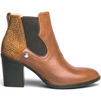 Chaussures Femme Boots NeroGiardini I013071D Marron