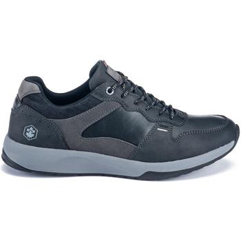 Chaussures Homme Baskets basses Lumberjack SM86512 004 N92 Noir