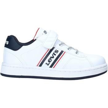 Chaussures Enfant Baskets basses Levi's VADS0040S Blanc