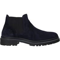 Chaussures Homme Boots Valleverde 49840 Bleu