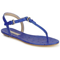 Chaussures Femme Sandales et Nu-pieds Michael Kors FOULARD Bleu