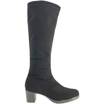 Chaussures Femme Bottes ville Susimoda 825481 Noir