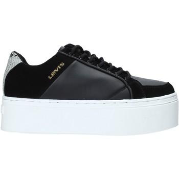 Chaussures Femme Baskets basses Levi's 232244 1619 Noir