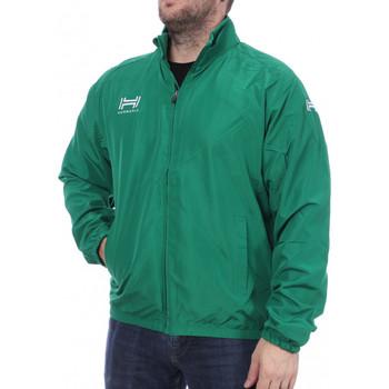 Vêtements Homme Blousons Hungaria H-15TMUXU000 Vert
