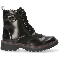 Chaussures Fille Boots Chika 10 54216 Noir
